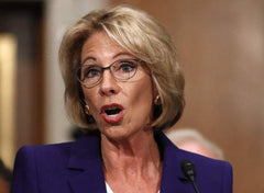 Betsy DeVos | Radio Waves