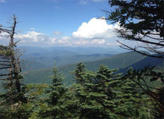 Catskill Mountains, Radio Waves blog by Two Dollar Radio