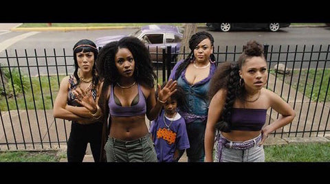 Scene from Chiraq film by Spike Lee on Two Dollar Radio's Radio Waves blog