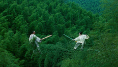 Crouching Tiger, Hidden Dragon, Radio Waves blog
