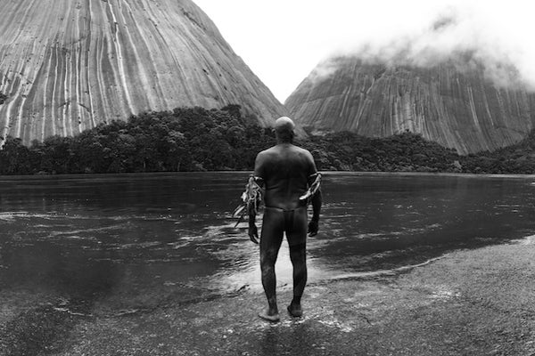 Embrace of the Serpent on Radio Waves blog by Two Dollar Radio