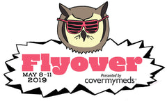 The Flyover Fest 2019 Columbus Ohio