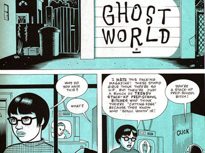Ghost World Snippet | Radio Waves