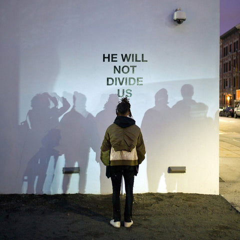 He Will Not Divide Us | Radio Waves