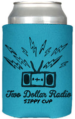 Two Dollar Radio Sippy Cup Koozie