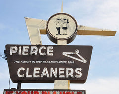 Pierce Cleaners | Radio Waves