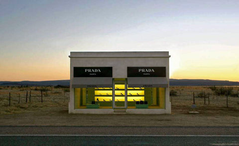 Prada Marfa | Radio Waves