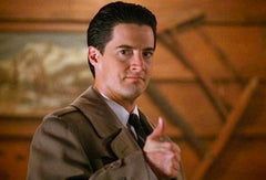 Twin Peaks Thumbs Up | Radio Waves