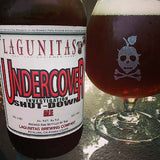 Lagunitas Undercover Shutdown on the Radio Waves blog by Two Dollar Radio
