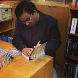 Square Wave signing by Mark de Silva