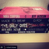 Mira Corpora by Jeff Jackson spine