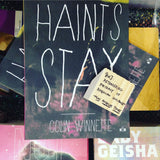 Haints Stay book by Colin Winnette by Two Dollar Radio