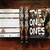 The Only Ones front and back covers by Carola Dibbell