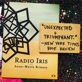 Radio Iris book published by Two Dollar Radio