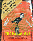 Crapalachia book by Scott McClanahan
