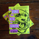 The Vine That Ate the South book