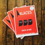 Palaces front cover by Simon Jacobs