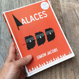 Palaces book cover by Simon Jacobs