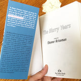 The Blurry Years book and French flap