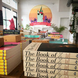The Book of X at Two Dollar Radio HQ bookstore