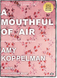 A Mouthful of Air front cover by Amy Koppelman
