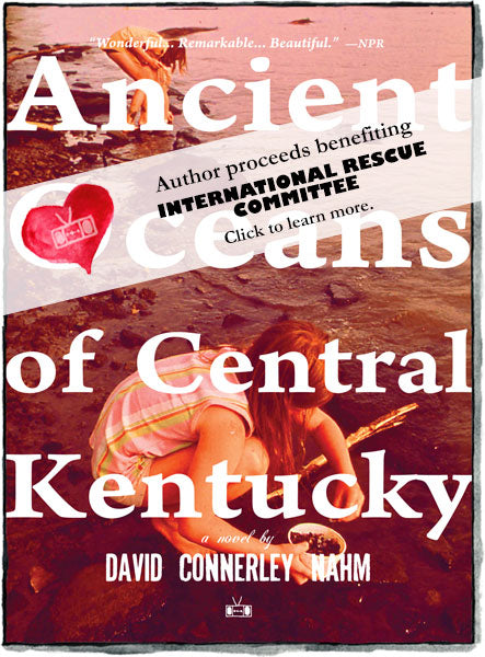 Ancient Oceans of Central Kentucky donating to IRC