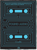 Found Audio, a novel by N.J. Campbell (Two Dollar Radio)