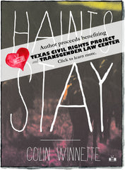 Haints Stay donating to Texas Civil Rights Project and  Transgender Law Center