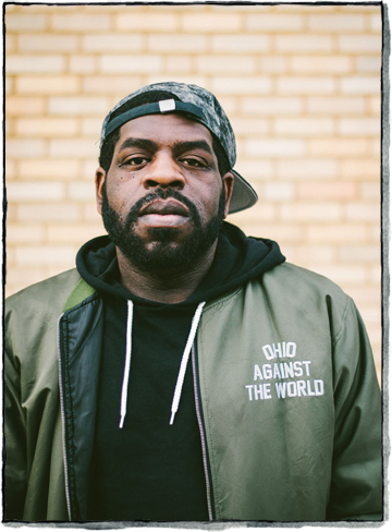 Hanif Abdurraqib author of They Can't Kill Us Until They Kill Us