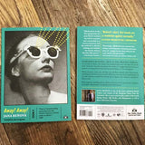 Away! Away! front and back cover by Jana Benova, translated by Janet Livingstone