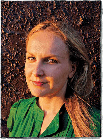 Karolina Waclawiak author photo