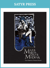 Maze of the Blue Medusa from Satyr Press