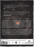 Back cover of novel Binary Star by Sarah Gerard