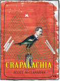Crapalachia front cover by Scott McClanahan
