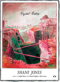 Front cover of Crystal Eaters by Shane Jones Two Dollar Radio
