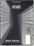 Back cover to Flats / Quake 69'ed edition by Rudolph Wurlitzer