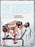 I'm Trying to Reach You front cover by Barbara Browning
