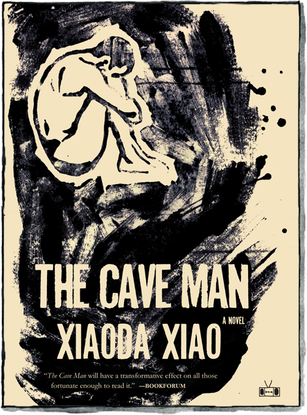 Front cover of The Cave Man by Xiaoda Xiao