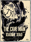 The Cave Man front cover by Xiaoda Xiao