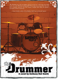 Front cover of The Drummer by Anthony Neil Smith