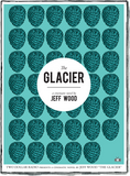The Glacier front cover book by Jeff Wood Two Dollar Radio