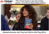 The TODAY show with Elizabeth Acevedo and They Can't Kill Us Until They Kill Us