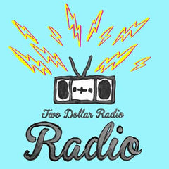 All About Two Dollar Radio Radio logo art