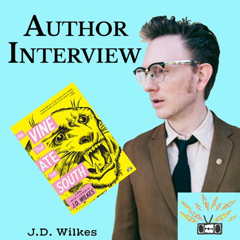 Video interview with J.D. Wilkes (Paducah, Kentucky)