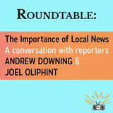 Two Dollar Radio Radio: The Importance of Local News Wednesday, August 5, 2020 3:30pm-4:30pm