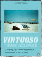 Virtuoso novel by Yelena Moskovich