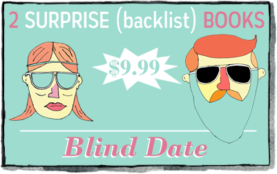 Two Dollar Radio's Blind Date Sale