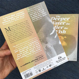 The Deeper the Water the Uglier the Fish back cover first edition