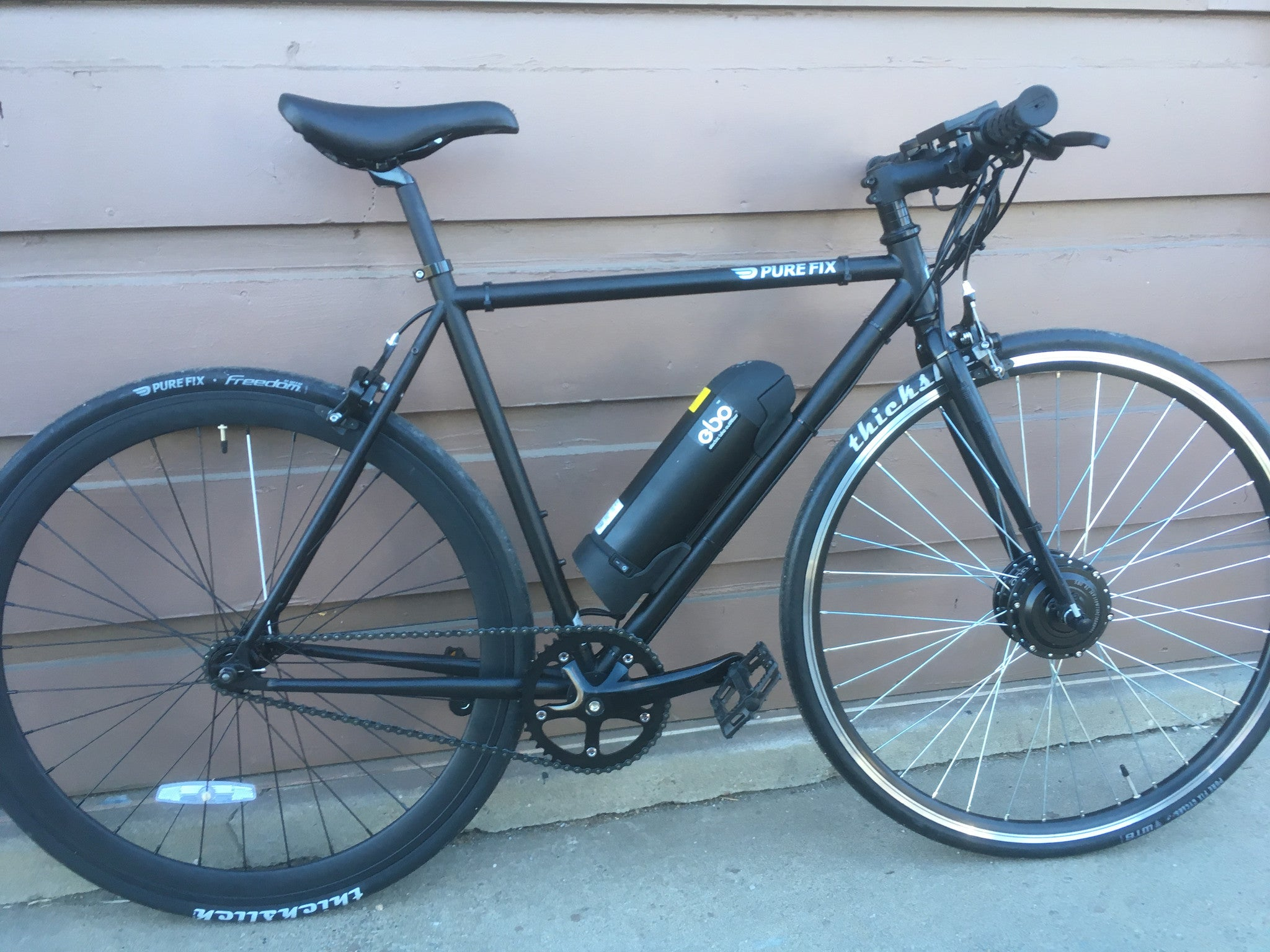Electric Bicycle- Perfect Commuter Flat Bar and FAST – Denver\'s -The ...