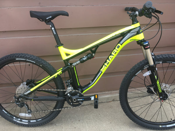 Haro Shift S3 Full Suspension Mountain Bike